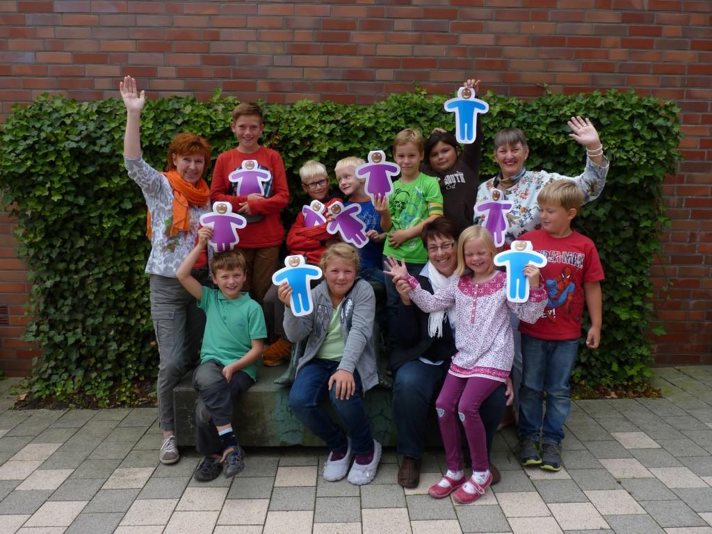 Das Ganztags-Team der Schule Arp-Schnitger-Stieg